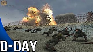 Medal of Honor: Allied Assault (War Chest) - D-Day Mission Gameplay