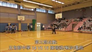 五旬節中學vs陳瑞祺喇沙書院 (23.03.2017) 九龍