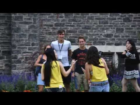 Victoria College Frosh Move-In