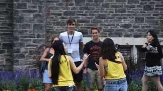 Victoria College Frosh Move-In, 2015