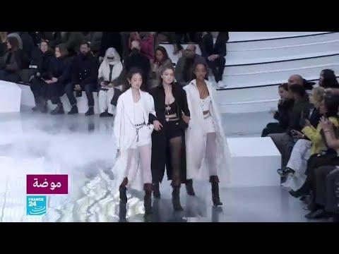 جمال المرأة بجميع أشكاله في عرض أزياء علامة ئاشيل التجارية الشهيرة !!