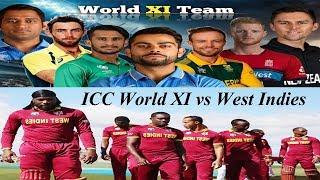 vuclip ICC World XI vs West Indies T20 full highlights 2018 HD