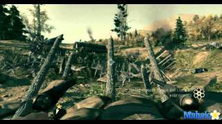 Call of Juarez: Bound in Blood Walkthrough-Chapter I Part 1