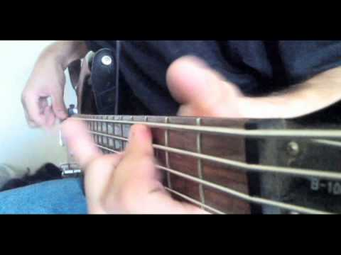 Hash Pipe Bass Cover