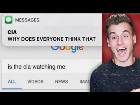 The FBI Is Watching You! *Try Not To Laugh*