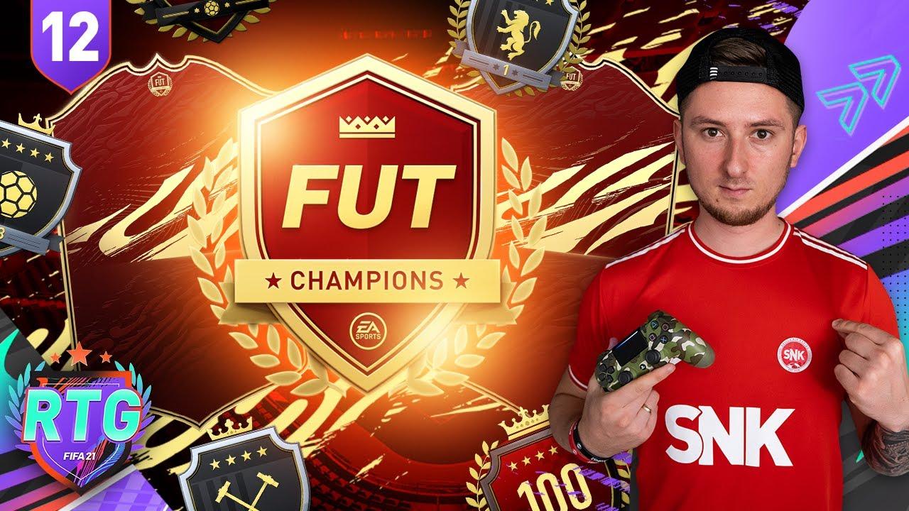 CZAS NA PIERWSZE FCH [#12] | FIFA 21 ULTIMATE TEAM
