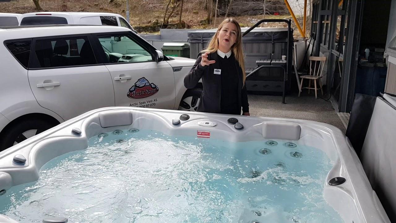 arctic spas massasjebad
