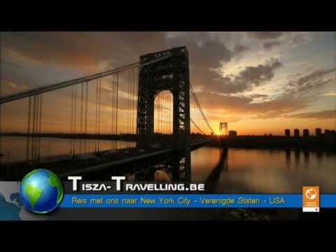 Tisza-Travelling stelt voor - New York City (Verenigde Staten - USA)