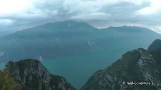 Via Ferrata Laste - Abstiegs-Klettersteig Biacesa am Gardasee - Abenteuer Alpin 2011 (Folge 13.6)
