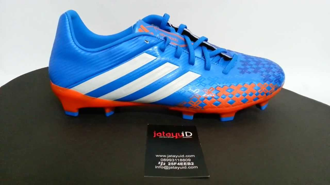 size 40 c8050 07392 ... usa adidas predator absolado lz trx fg blue orange youtube 6a10c 1ae5b