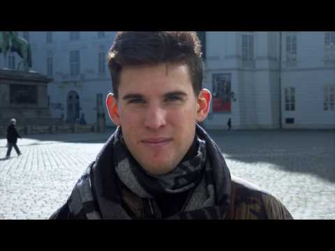 Behind The Scenes With Dominic Thiem In Vienna