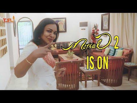 Mersal 2 Is On | Hema Rukmani Interview | Thalapathy Vijay | Mersal Movie | Sri Thenandal Films