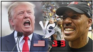 The REAL Reason LAVAR BALL Won't Say Thank You To DONALD TRUMP! | LaVar FINESSED The PRESIDENT!
