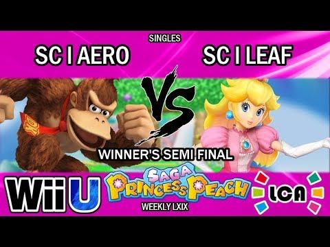 LCA Weekly 69 Singles - SC Aero vs SC Leaf  - [W] Semi Final