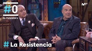 LA RESISTENCIA - Resines y su asesor financiero internacional   #LaResistencia 20.03.2019
