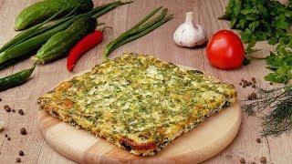 Фриттата со шпинатом - Рецепты от Со Вкусом