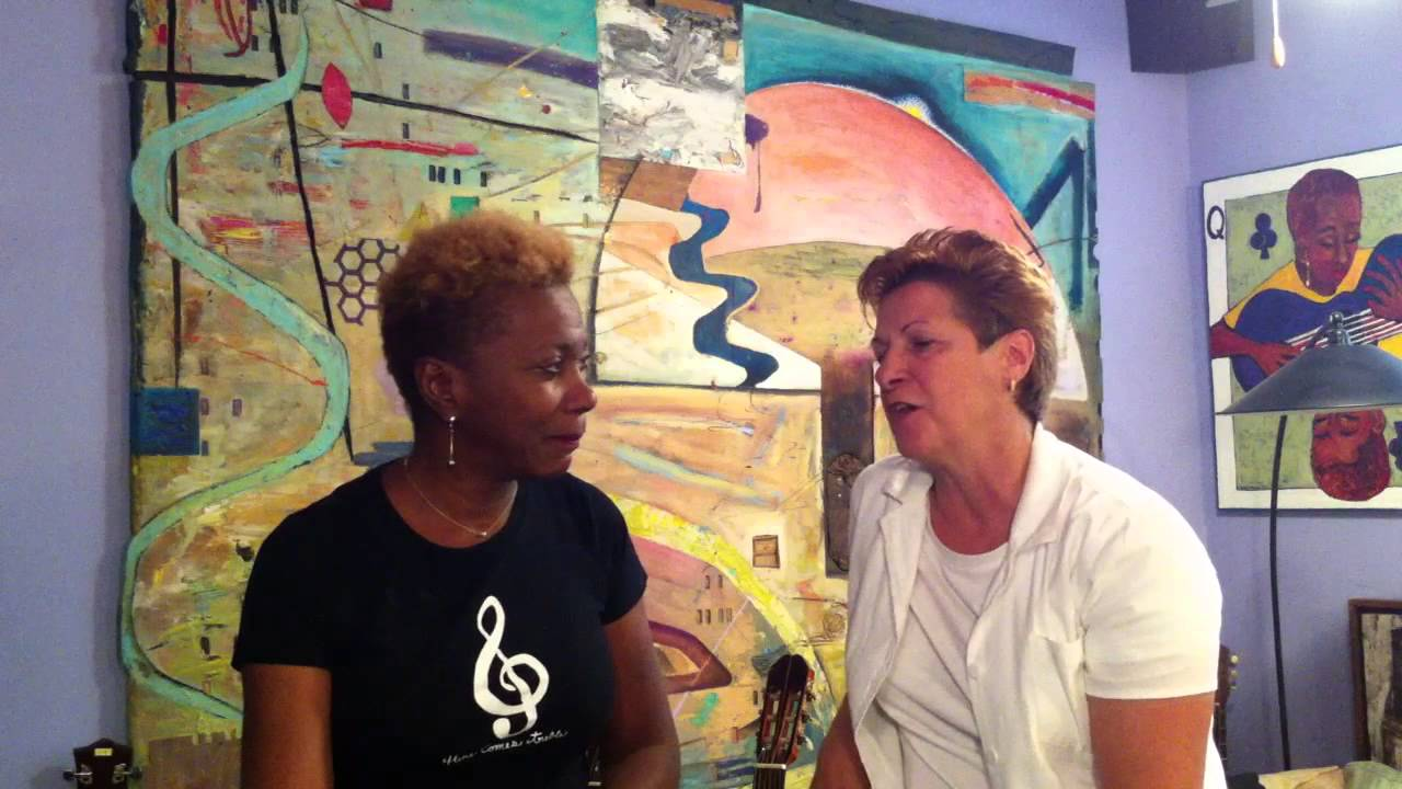 Carmen Lundy | Jazz Speaks Art | Episode 1: Talking with Mayra Casales