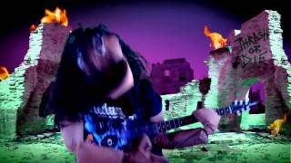 THRASH OR DIE - Wake Up and Smell the Thrash (Official Music Video)