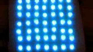Color LED array