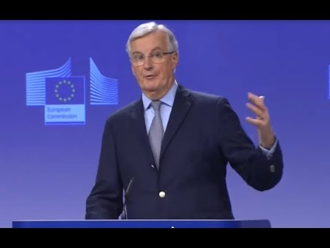 Michel Barnier: Post-Brexit transition period must end in December 2020 - 20 Dec 2017