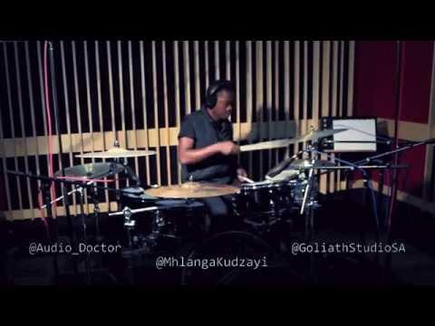 AKA ft K.O - Run Jozi (Drum Cover)