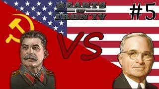 HoI4 - Cold War The Iron Curtain - Soviet Union - Part 5
