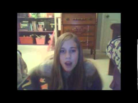 Sweater weather Shelby sings