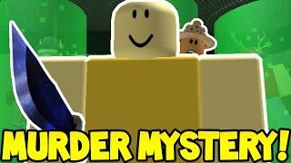 JOHN DOE PLAYING MURDER MYSTERY 2! | Roblox Murder Mystery