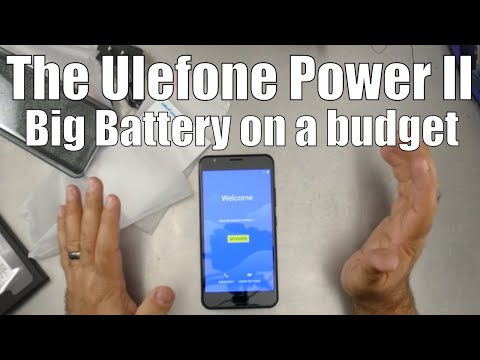 [Livestream] Mailbag episode (a crazy value phone with 6050mAh battery - Ulefone Power 2)