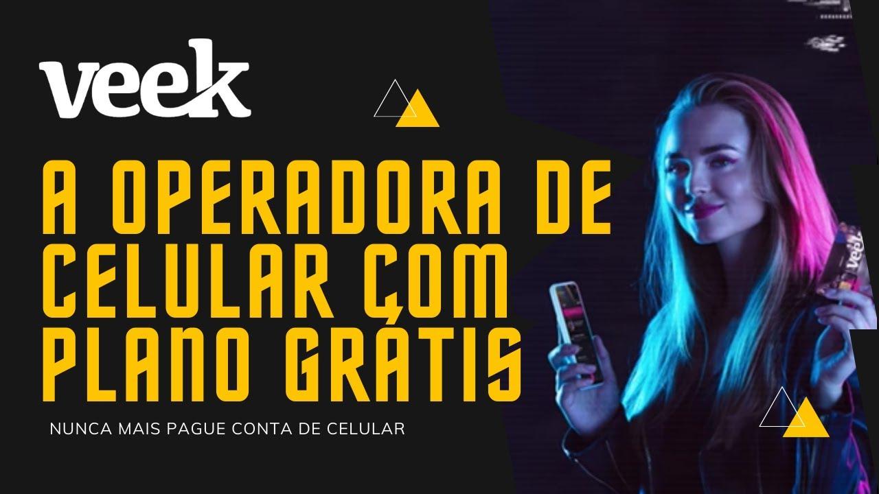 Veek - A primeira operadora de celular gratuita do mundo