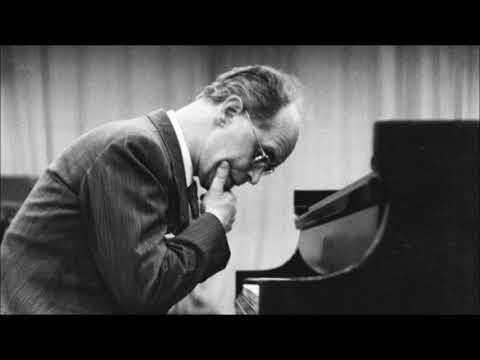 Brahms - Handel Variations - Serkin Lugano 1957
