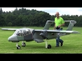 Giant  OV-10 Bronco Flown By Steve Holland