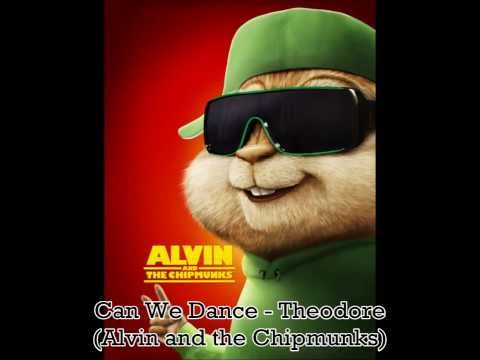 Can We Dance - Theodore (Alvin and the Chipmunks) (Audio)