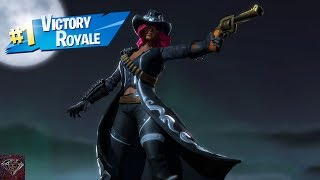 Getting A Victory Royale With The Calamity Skin (Fortnite Battle Royale)