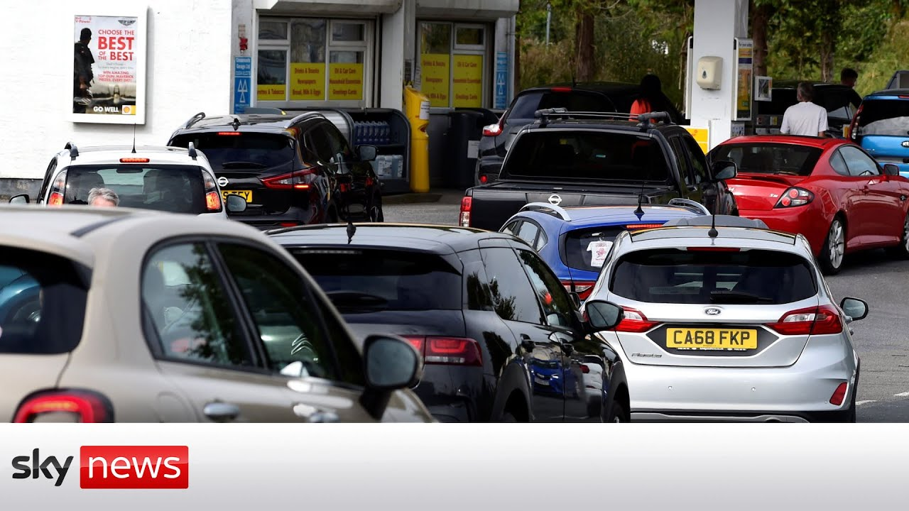Download Fuel supply crisis: Motorists begin panic buying