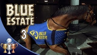 Blue Estate Walkthrough - Level 3 (bring Out The Dead) A Graveyard, Yoga Dog, John Woo  And A Horse