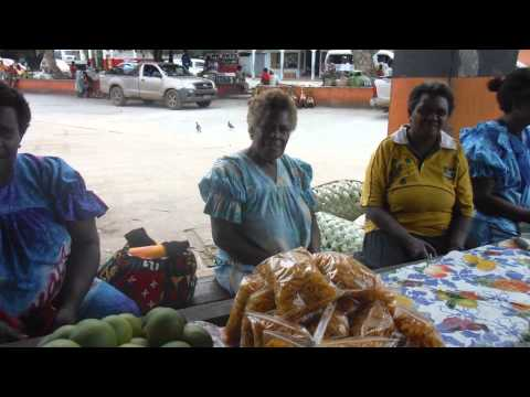 Bennetts VBS 2015 Night 2 Food in Vanuatu