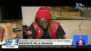 Mkenya mla mende: Geoffrey Lugai awashangaza wengi kwa kitoweo chake