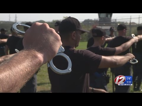 Department of Corrections Begins Training After 3 Year Pause