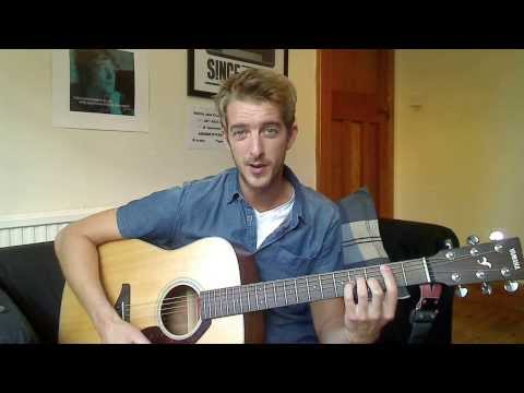 Like I Love You   Justin Timberlake   Master minor guitar chords (How to play guitar)