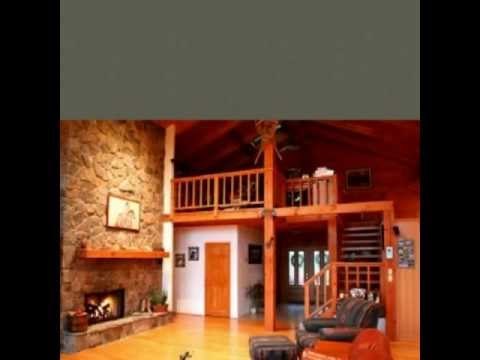 Amazing Pennsylvania Log Home Estate for Sale -- Central PA