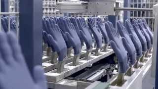 Safety gloves made in uvex. Development of premium safety gloves. English version