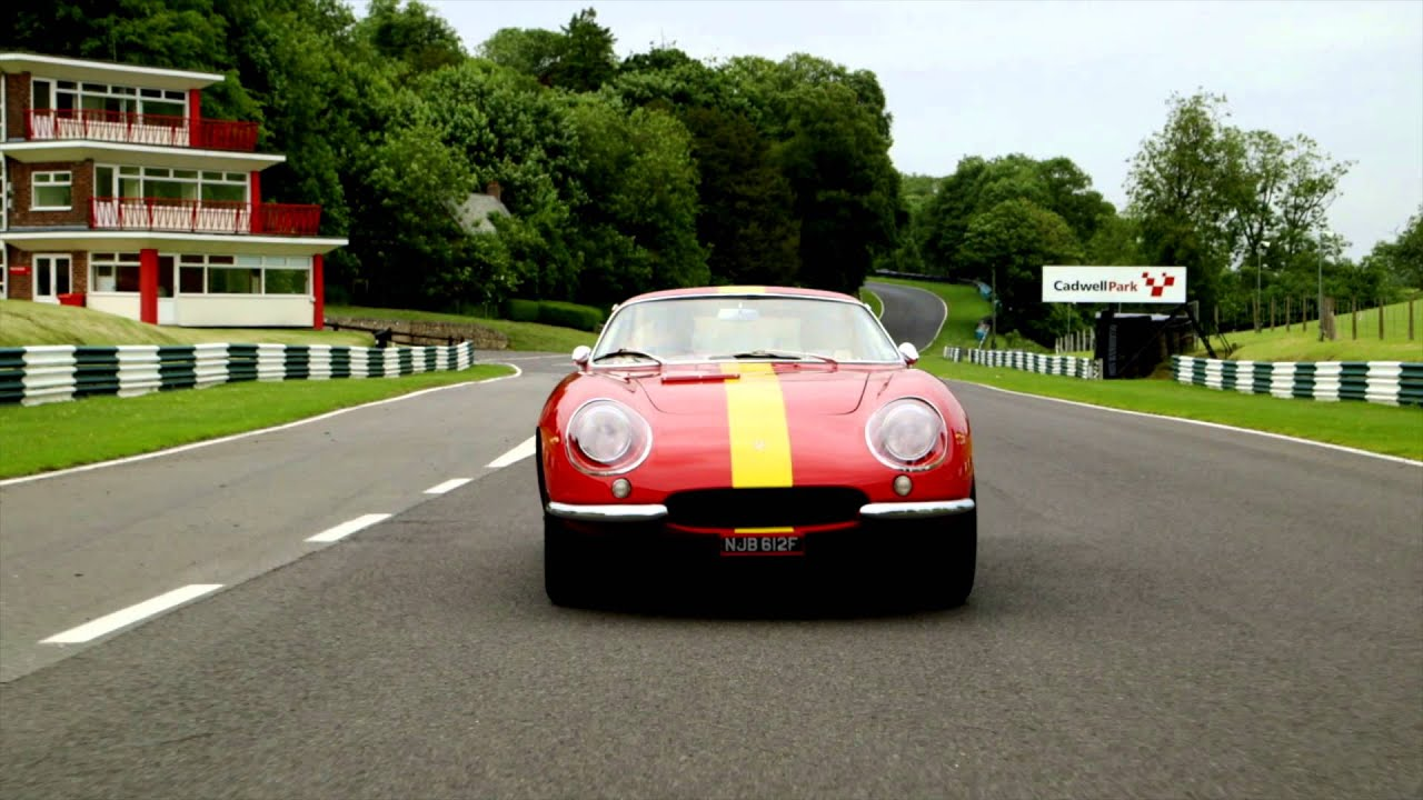 1966 Ferrari 275 GTB/C Berlinetta Competizione by Scaglietti