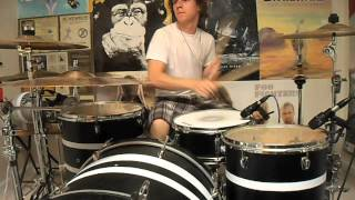 Ready to Go // Panic! (DRUM COVER)...