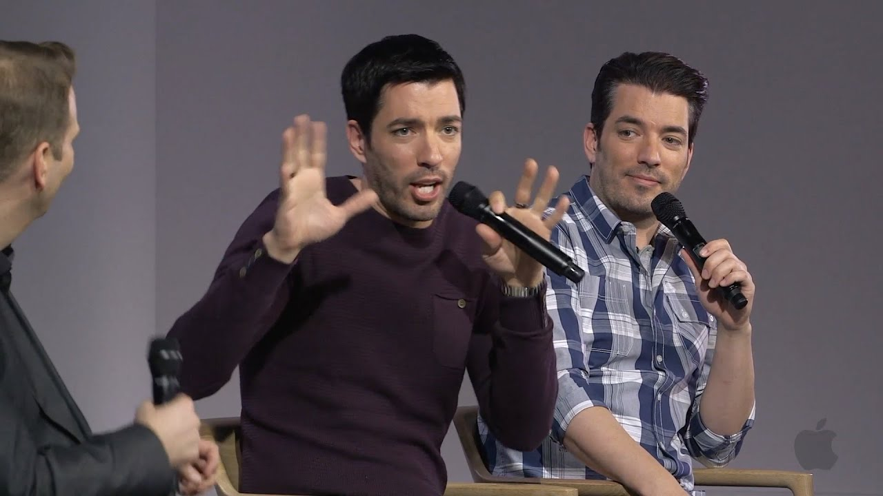 Property brothers share their best tips interview youtube Who are the property brothers