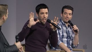 Property Brothers Share Their Best Tips Interview