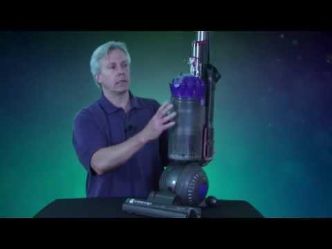 Dyson Vac DC40 Sound Fix