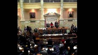 Maryland General Assembly Opening Prayer (2/8/12)