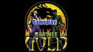 Mortal Kombat Gold - Reptile - Master Tower