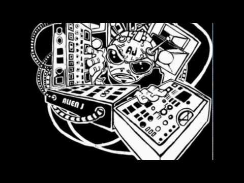 Alien J - Spacetravel Liveset Witchtek Bz_Soundtrek Party 2k16